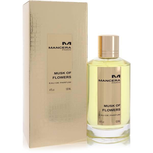 Mancera Musk Of Flowers Perfume
