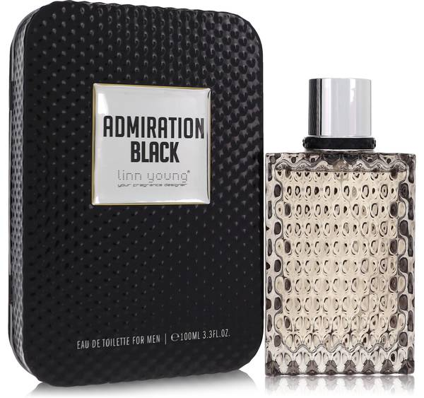 Admiration Black Cologne