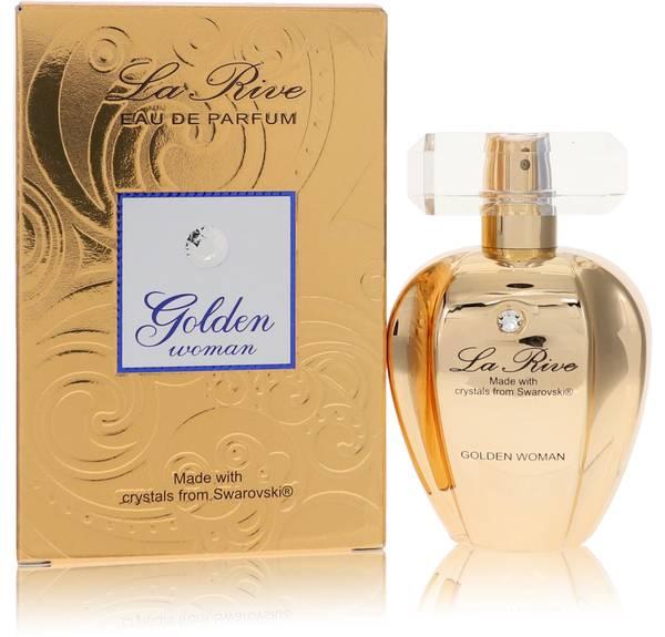La Rive Golden Woman Perfume
