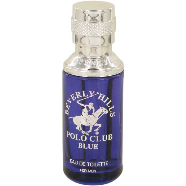 Beverly Hills Polo Club Blue Cologne