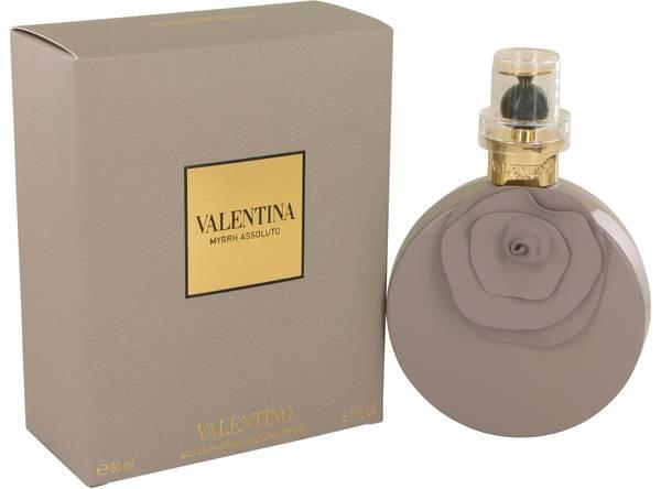 Valentina Myrrh Assoluto Perfume