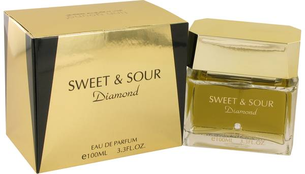 Sweet & Sour Diamond Perfume