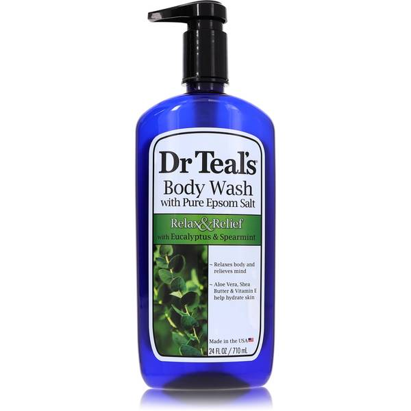 Dr Teal's Body Wash With Pure Epsom Salt Perfume