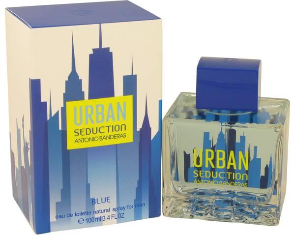 Urban Seduction Blue Cologne