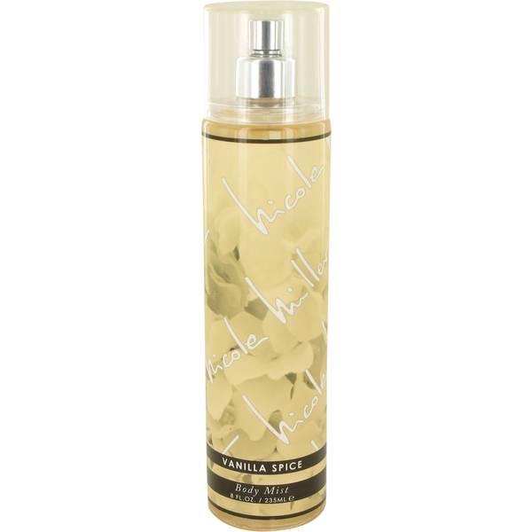 Nicole Miller Vanilla Spice Perfume
