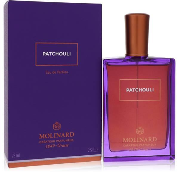 Molinard Patchouli Perfume