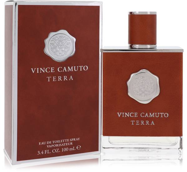 Vince Camuto Terra Cologne by Vince Camuto
