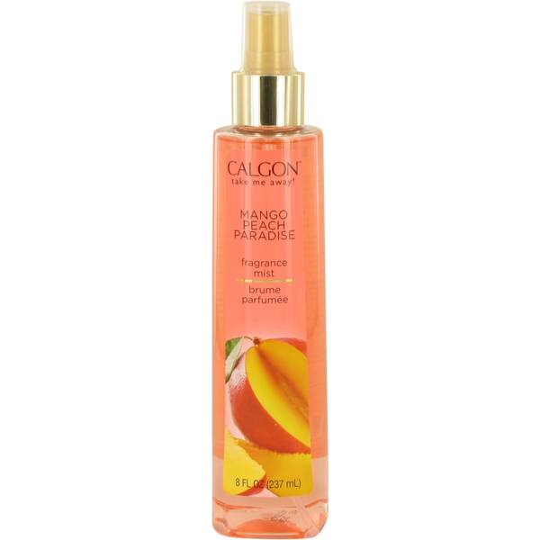 Calgon Take Me Away Mango Peach Paradise Perfume