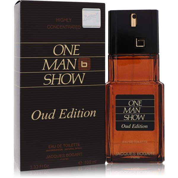 One Man Show Oud Edition Cologne