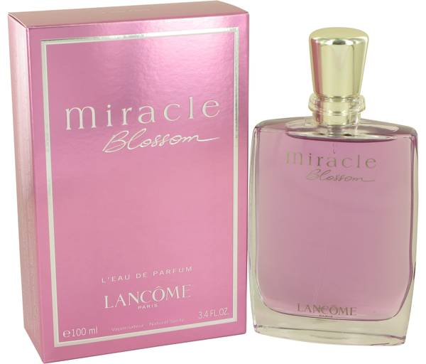 Miracle Blossom Perfume