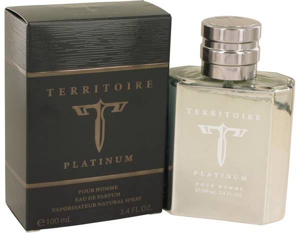 Territoire Platinum Cologne by YZY Perfume