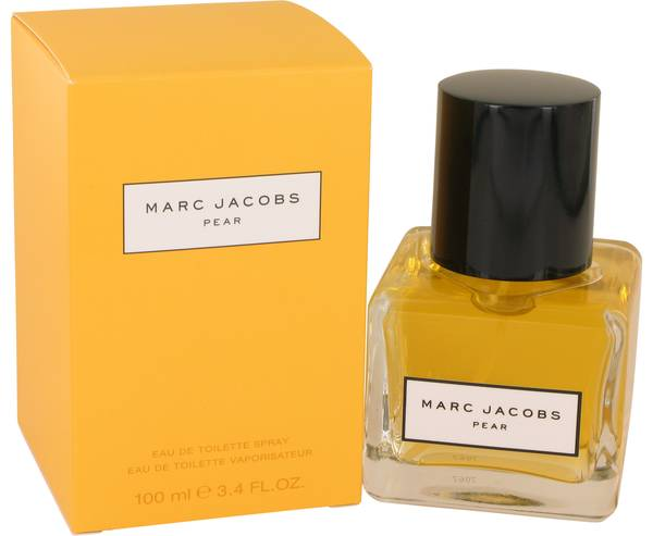 Marc Jacobs Pear Perfume