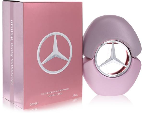 Mercedes Benz Woman Perfume