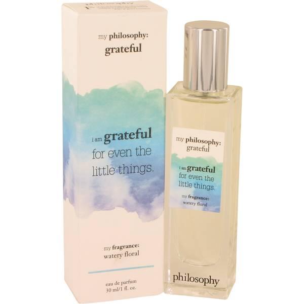 Philosophy Grateful Perfume