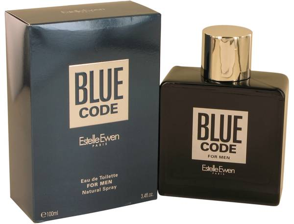 Blue Code Cologne
