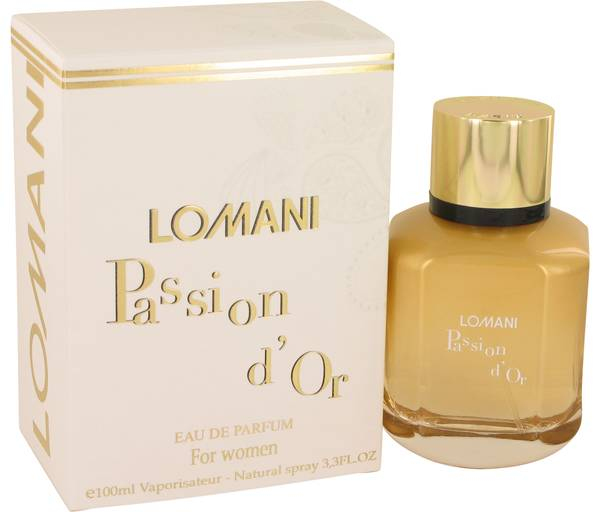 Lomani Passion D'or Perfume