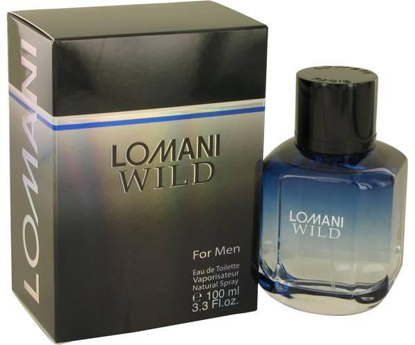 Lomani Wild Cologne