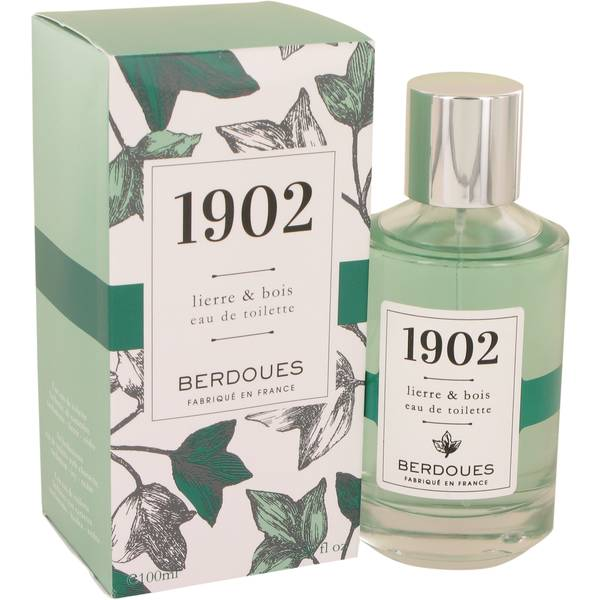 1902 lierre bois perfume for women by berdoues. Black Bedroom Furniture Sets. Home Design Ideas