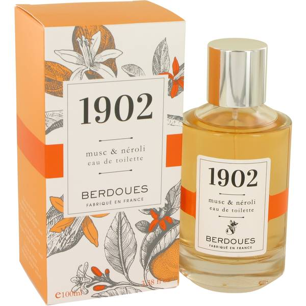 1902 Musc & Neroli Perfume