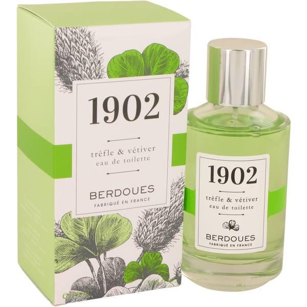 1902 Trefle & Vetiver Perfume