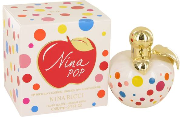Nina Pop Perfume