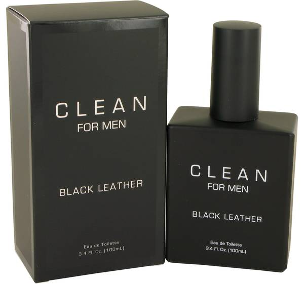 Clean Black Leather Cologne