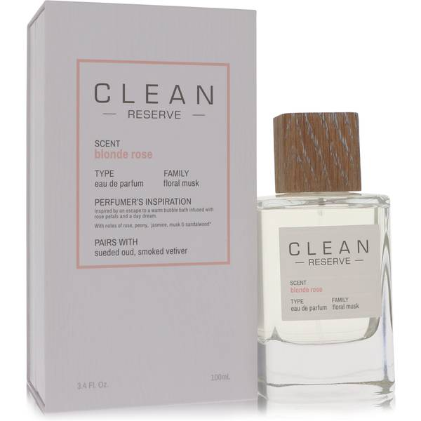 Clean Blonde Rose Perfume