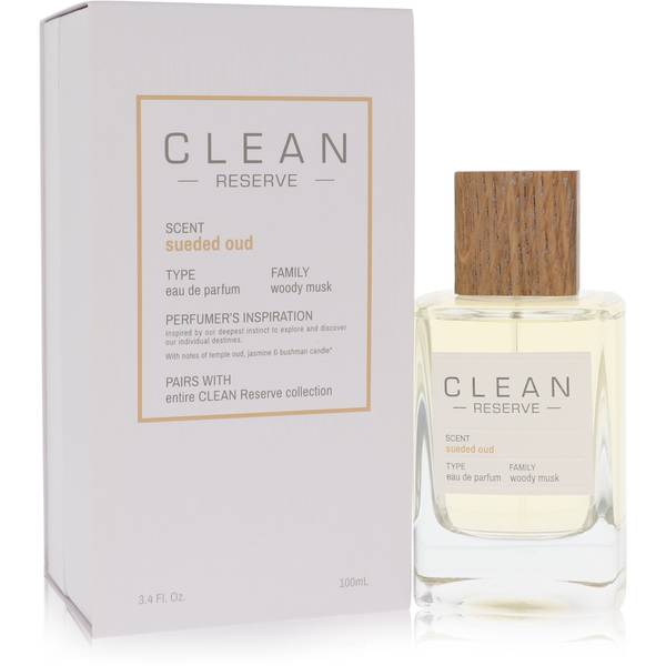 Clean Sueded Oud Perfume