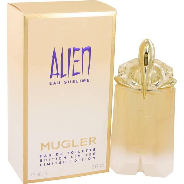 Alien Eau Sublime Perfume By Thierry Mugler Fragrancexcom