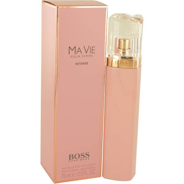 Boss Ma Vie Intense Perfume By Hugo Boss Fragrancex Com