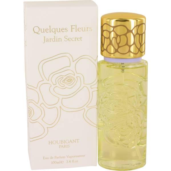 Quelques Fleurs Jardin Secret Perfume