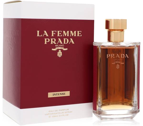 For Intense By Perfume Prada Women Femme La jLc4Aq35R