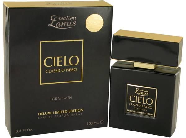Lamis Cielo Classico Nero Perfume