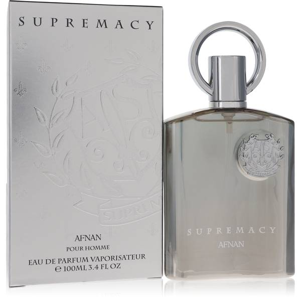 Supremacy Silver Cologne by Afnan