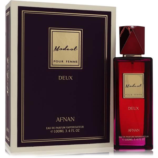 Modest Pour Femme Deux Perfume