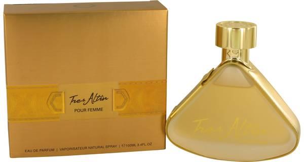 Armaf Tres Altin Perfume