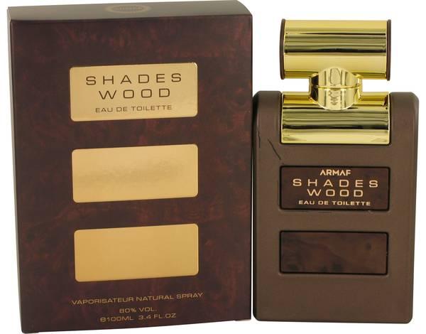 Armaf Shades Wood Perfume