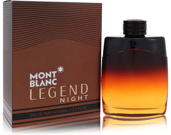 Montblanc Legend Night Cologne
