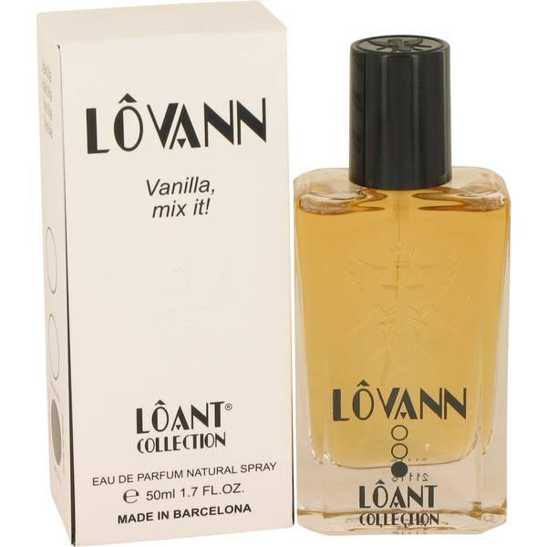 Loant Lovann Vanilla Perfume