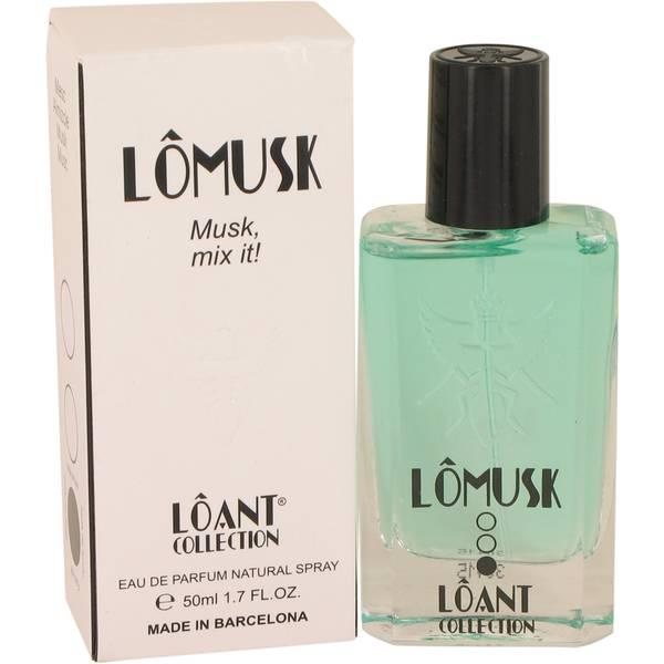 Loant Lomusk Musk Perfume
