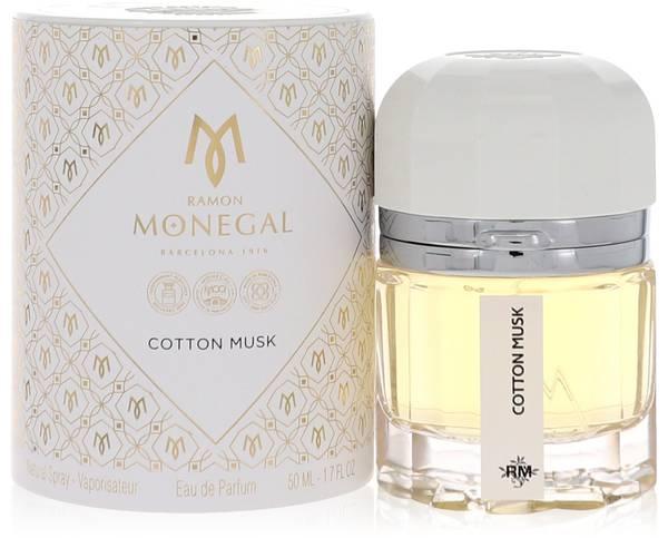 Ramon Monegal Cotton Musk Perfume