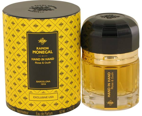Ramon Monegal Hand In Hand Perfume