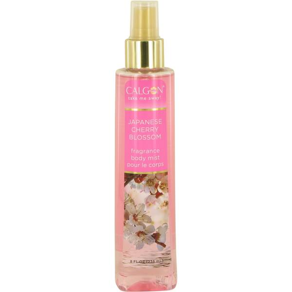 Calgon Take Me Away Japanese Cherry Blossom Perfume