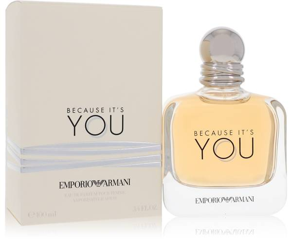 Because It's You Perfume