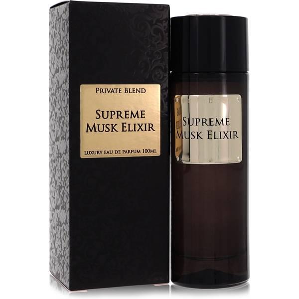 Private Blend Supreme Musk Elixir Perfume