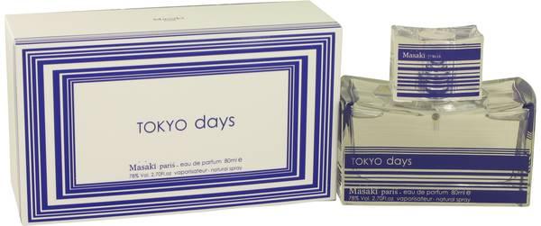 Tokyo Days Perfume