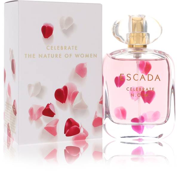 Escada Celebrate Now Perfume By Escada Fragrancexcom