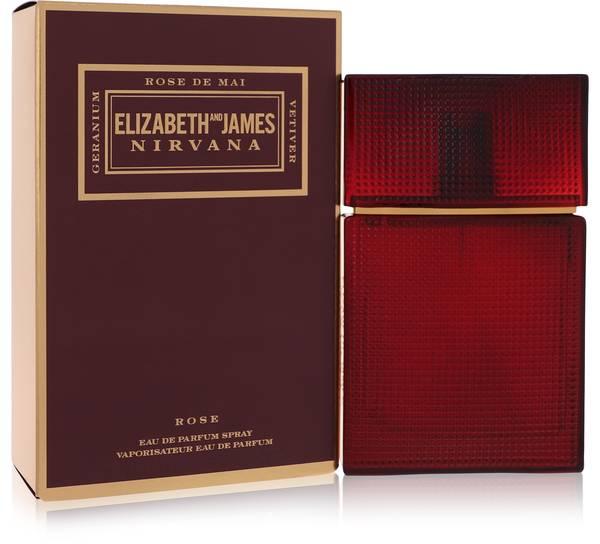 Nirvana Rose Perfume