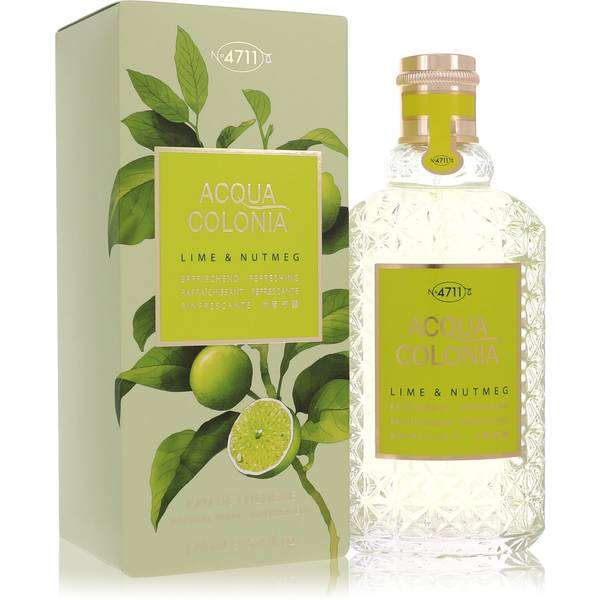 4711 Acqua Colonia Lime & Nutmeg Perfume
