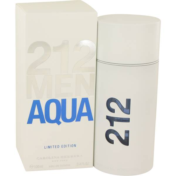 212 Aqua Cologne